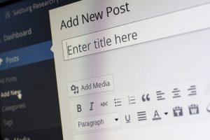 Creando blogging para empresas
